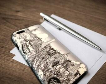 Illusions of New York Fazzino SmartPhone Case
