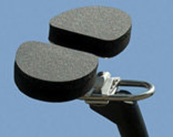 Noseless Bicycle Seat By Spongy Wonder Inc. is The World's Only Fully Modular Ergonomic Bicycle Seat For Both Men and Women.