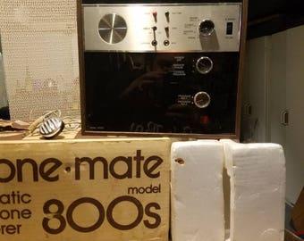 Vintage phone mate answering machine