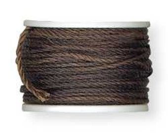 Sewing Awl Thread Brown 12-1/2 Yards 1204-02 for use with Sewing Awl Kit 1216-00