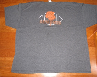 "Men's Cleveland Browns Football ""Dawg Pound"" shirt"