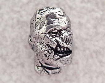 Green Girl Studios Zombie Pewter Bead