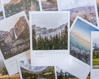 2018 Travelers Calendar
