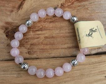 Healing Bracelet-Rose Quartz
