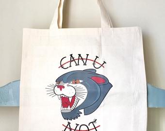Can U Not Tote Bag