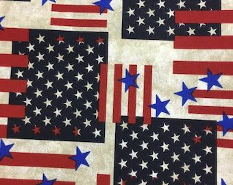 180463 American flags