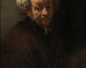 Poster, Many Sizes Available; Self Portrait As The Apostle Paul By Rembrandt