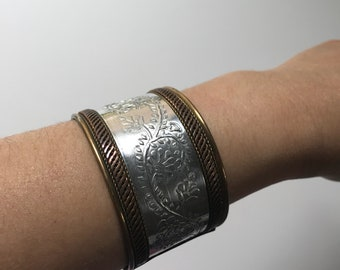 copper bracelet, copper bangle