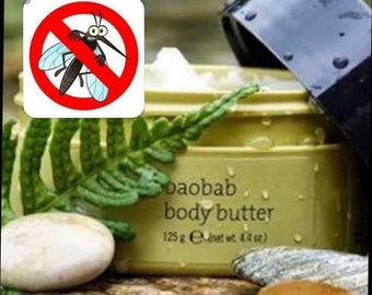 Body Butter *Mosquito Repelling, Stretch Mark Reducing, Eczema Healing, Moisturizing, Shea Butter, Body Butter- Safe for entire Family!