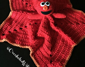 Baby Security Star Blanket