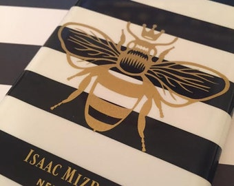 Queen Bee Vinyl Decal