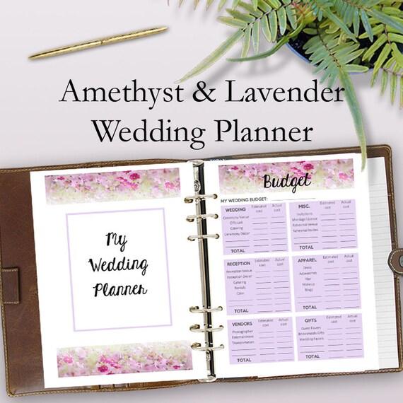 Wedding Planner Organizer Best Wedding Organizer A5 Planning