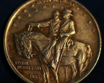 1925 Stone Mountain Commemorative Half Dollars Copy Coins Confederate General Robert E. Lee