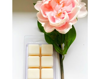 Soy Wax Melts- Sheer Lily and White Rose