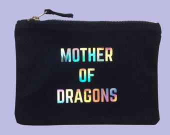 T9W Kit medium Mother of dragons, organic cotton, Toiletry Kit, package offer, Kit game of thrones