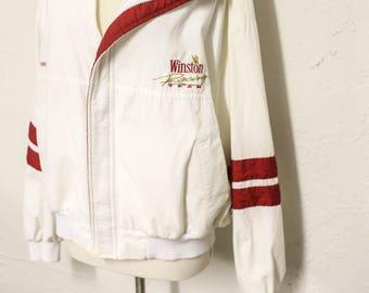 vtg winston racing team jacket