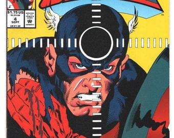 U.S. Agent - Issue 4 - Sept 1993 - Modern Age - NM/Mt - Marvel Comics