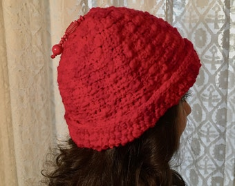The Only Maraschino Hat