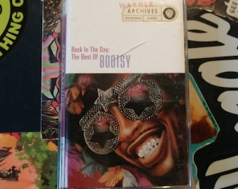 Back in the Day : The Best of Bootsy cassette