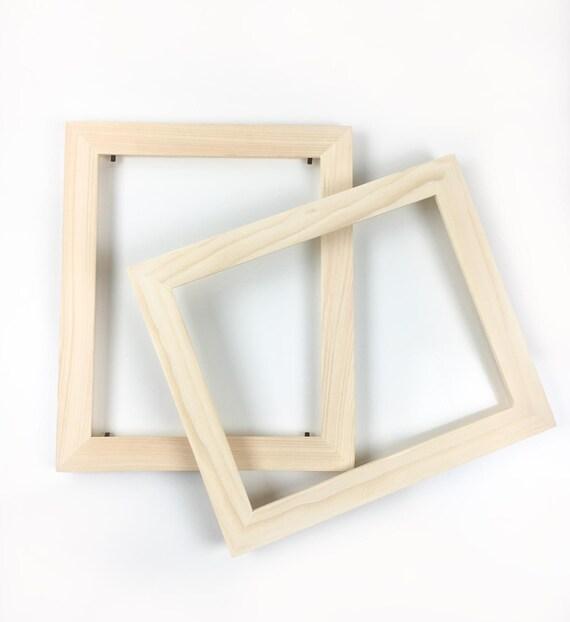Unfinished Wood Frame 8x10 Picture Frame Unfinished Frames