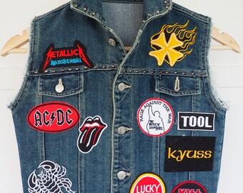 Lil'Rockers kids Battle Vest. Size 12-14