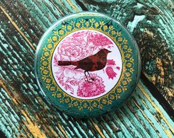 Birdie 2.25 inch Button
