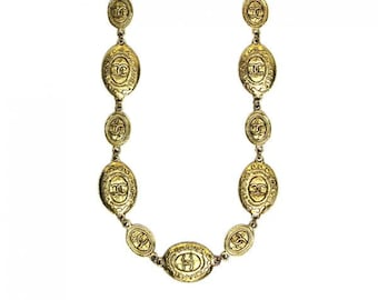 Vintage Chanel Multi Pendent Chain