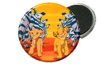Magnet - Lion King Young Nala & Simba