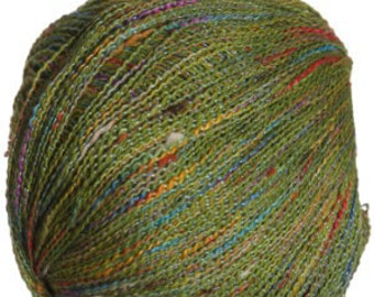 Queensland Collection Kakadu Yarn color 05. Cotton, polyester, and acrylic