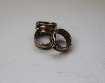 open adjustable ring