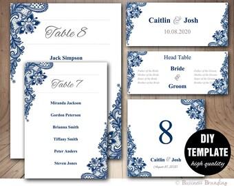 Lila Spitze Hochzeit Sitzgelegenheiten Diagrammvorlage