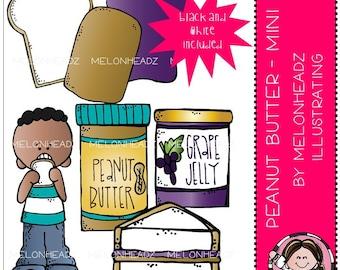 Peanut Butter clip art - Mini