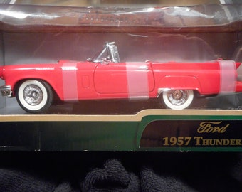 1957 Ford Thunderbird Hard top convertible- unopened-factory sealed