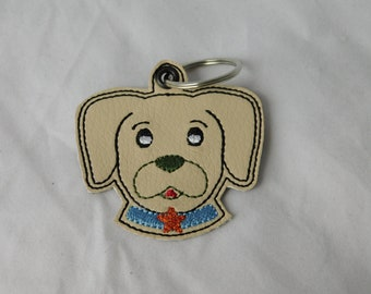 Key Chain Dog