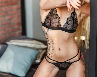 Grace Lace underwear