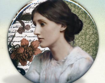 Virginia Woolf  Pocket Mirror