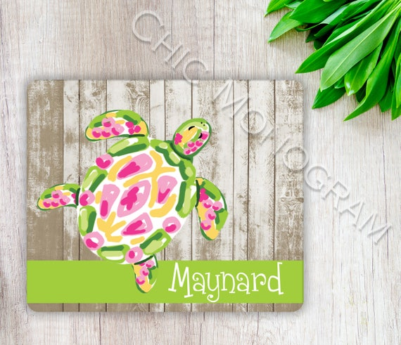 Mother Day Personalized Trivet Gift for Mom Godmother Sea Turtle Trivet Housewarming Gift  Hardboard Kitchen Hot Pad Table Protector Turtle