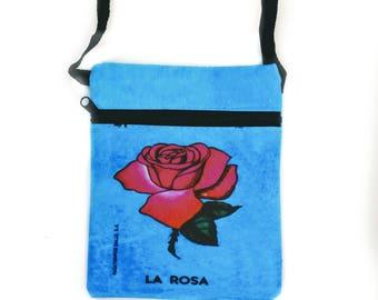 Loteri, loteria coin purse, mexican bingo