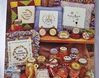Cross Stitch Pattern - MINI MESSAGES-  By Dafni