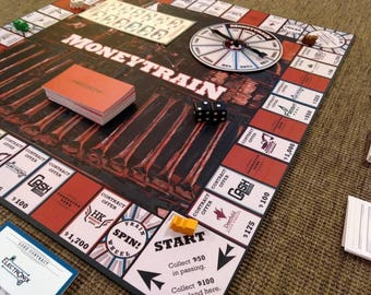 Moneytrain™ board game