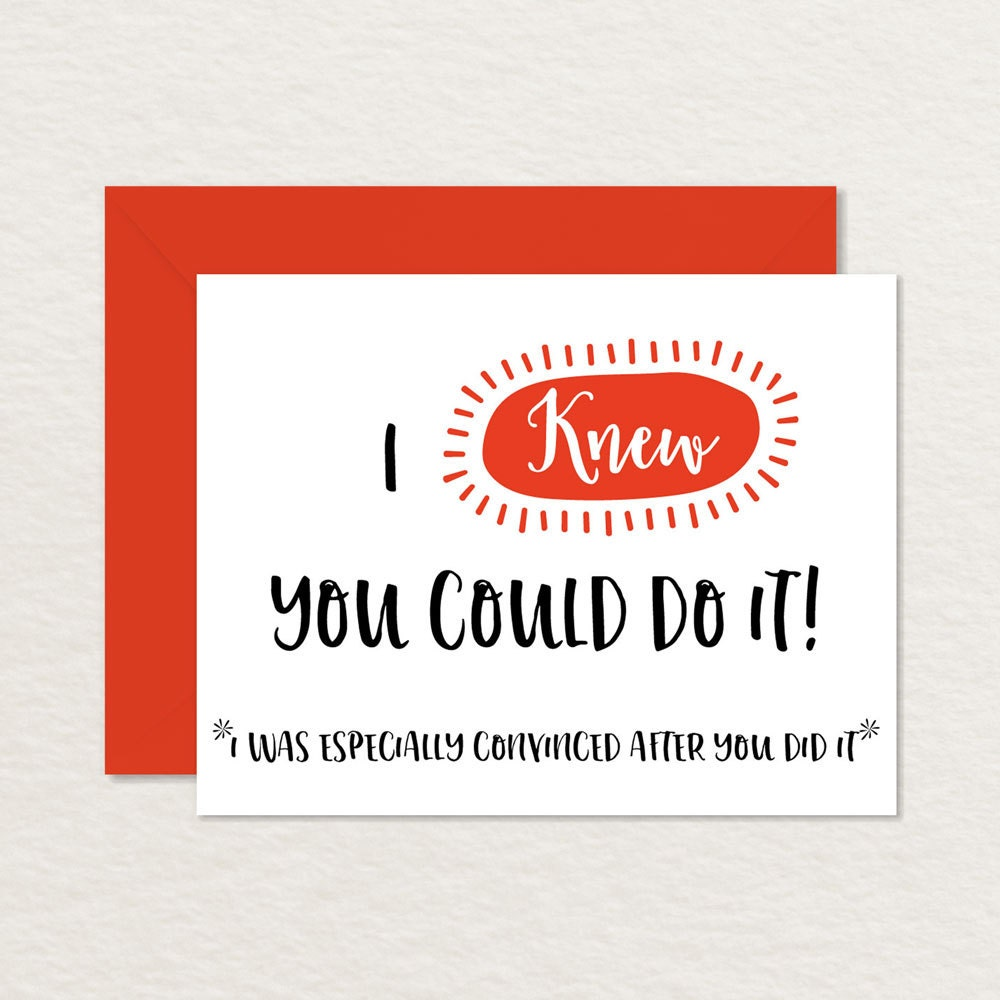 This is a photo of Resource Congratulations Card Printable