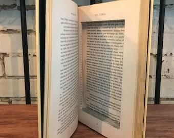 Homemade Book Safe