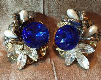 Large Costume Earring