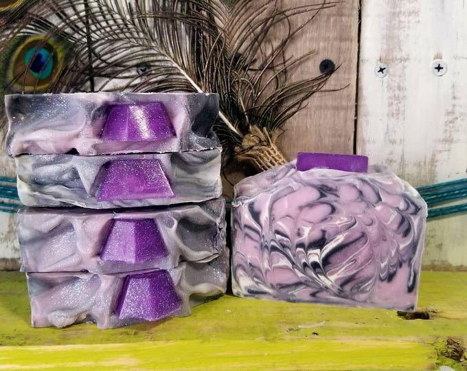 Amethyst Soap