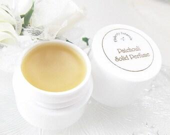 Perfume, fragrance, pure Patchouli, perfume oil, natural perfume, solid perfume 1/4oz