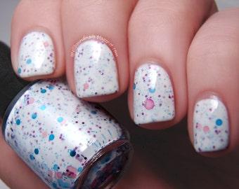 Sugar 'n Spice Custom Glitter Nail Polish