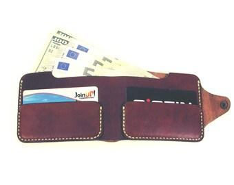PDF wallet pattern CDR wallet pattern Pdf wallet Pdf sewing pattern Pdf leather pattern Pdf pattern PDF Leathercraft pattern Wallet Active