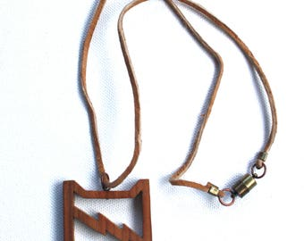 Warrior Cats Handmade Solid Wood Necklace - Design Your Own - Custom Made Necklace-  Warrior Cat Clan Necklace, Warrior Cats Gift for Girls