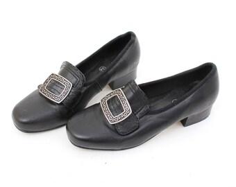 Girls Folklore Norwegian Dancing Shoes Size 34