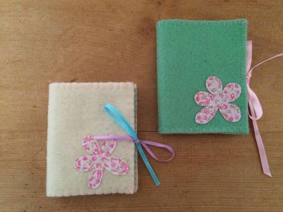Wool Felt Needle Book Sewing Needle Case Needle Book Felt